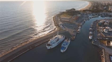 porto di terracina il porto di terracina
