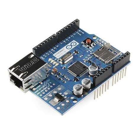 Ethernet Shield Arduino Arduino Ethernet Shield Sd