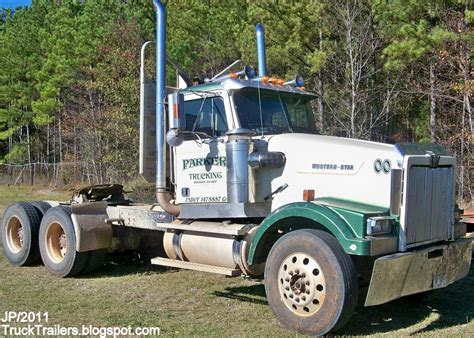 kenworth tractor for 100 kenworth truck tractor salvage heavy duty