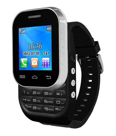 smartwatch mobile kenxinda w1 smartwatch mobile with bluetooth black buy