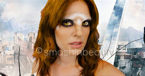 makeup tutorial yt stahma tarr makeup tutorial 2013 defiance tv series 2013