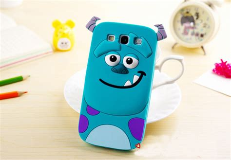 Samsung J2 Prime Grand Prime Squishy 3d Soft Silicone Cover fashion design monsters sullivan 3d soft cover for samsung galaxy s3 s4 s5 s6 s7