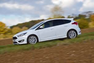 Ford St Ford Focus St Line 2016 Review Pictures Auto Express