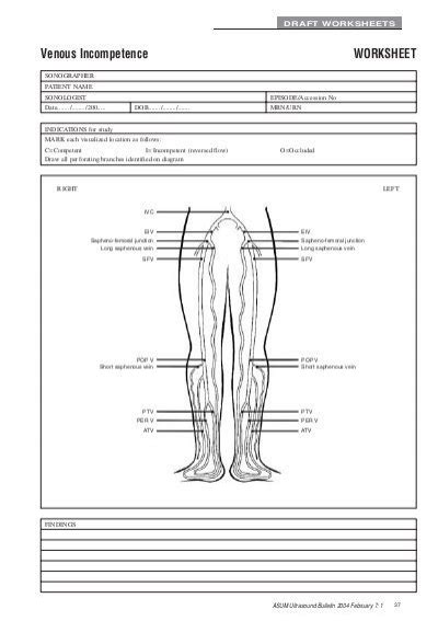 printable ultrasound worksheets all worksheets 187 vascular ultrasound worksheets