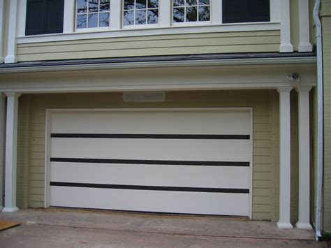 best white wood garage door with image 16 of 18