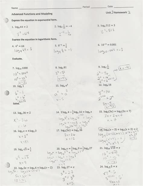 Unit Circle Worksheet With Answers by Unit Circle Worksheet With Answer Key Unit Circle