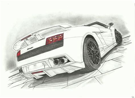 Lamborghini Gallardo Drawings Lamborghini Gallardo Gt 600 By Przemus On Deviantart
