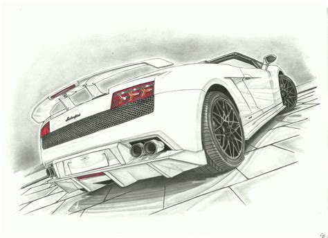Lamborghini Gallardo GT 600 by przemus on DeviantArt
