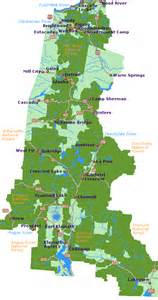 map of oregon mountain ranges cascade mountain range map images