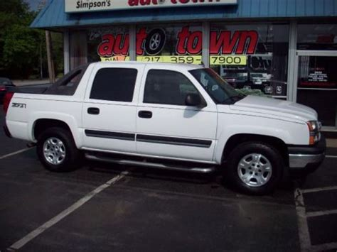 how to fix cars 2006 chevrolet avalanche 1500 regenerative braking purchase used 2006 chevrolet avalanche 1500 in 1200 w bloomington rd chaign illinois