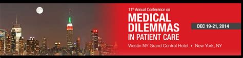 11th annual barnabas health cardiovascular symposium 11th annual conference on medical dilemmas in patient care