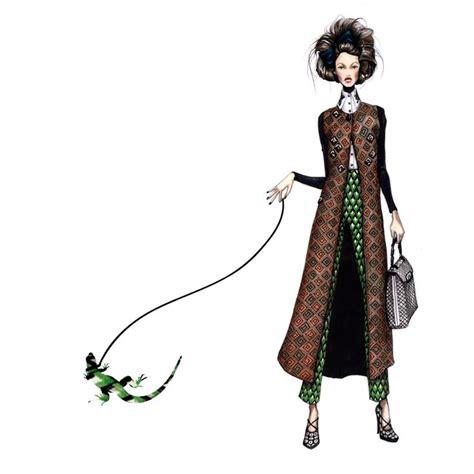 fashion illustration nature 10478 best images about bocetos de moda on