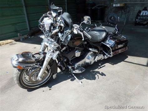 Harley Davidson Motorcycle Salvage Parts by 2001 Harley Davidson Flhtci Electra Glide Classic Salvage