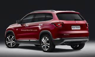 Fiat Suvs Another Take On The Fiat Toro Suv Or The Freemont And We
