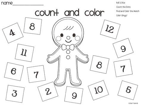 gingerbread math worksheets grade crusade manic monday gingerbread freebie