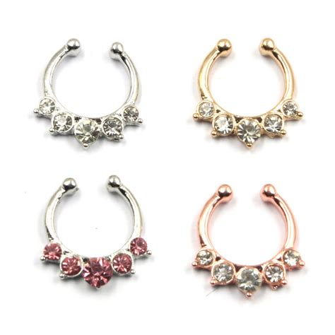 aliexpress buy new fashion gold nose ring hoop nose
