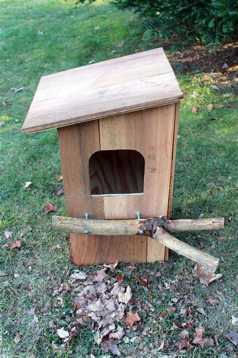 bird feeder platform plans woodworking projects plans