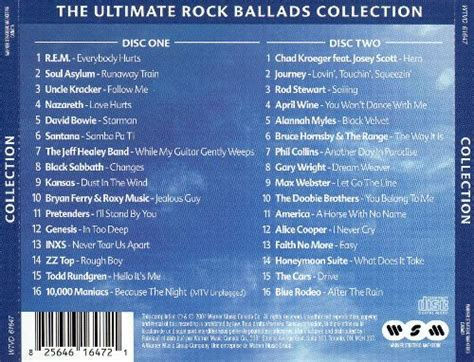 Ultimate Rock Ballads Collection [Warner Music]   Various