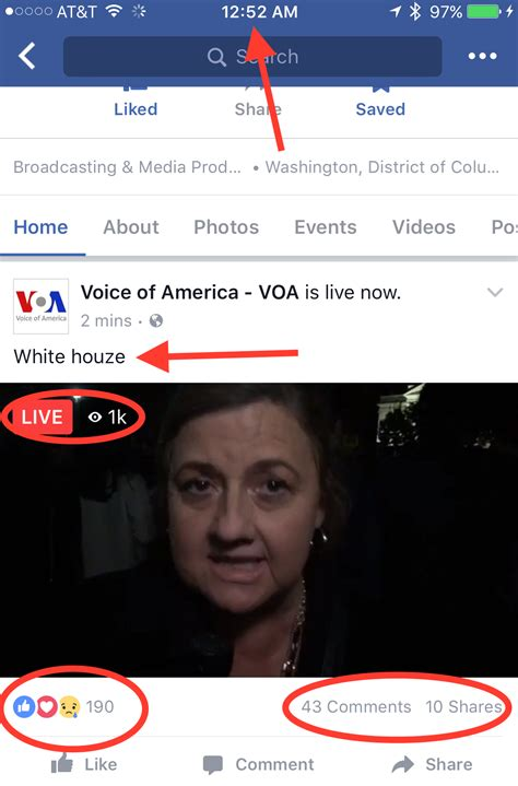 voa live voa news finally gets 1k live views news