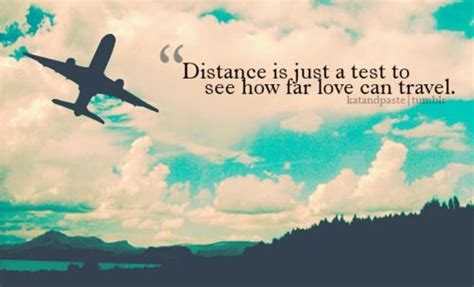 just a testo distance is just a test to see how far can travel
