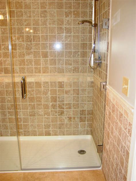 Cost To Replace Bathtub With Shower Install Bathtub Door Doors