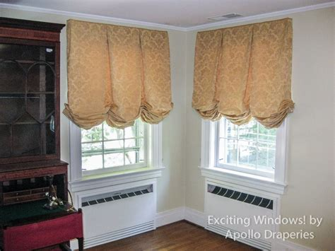 chose balloon shades roman shades bee home plan home decoration ideas
