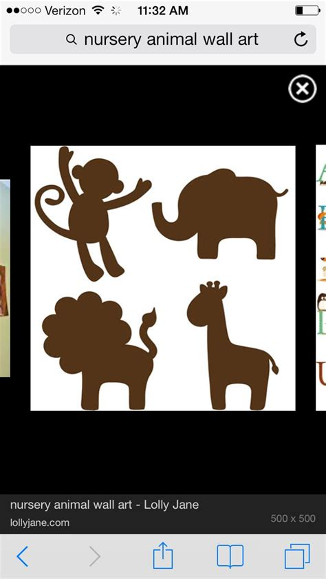 baby animal templates 17 best images about animal templates on pinterest quiet