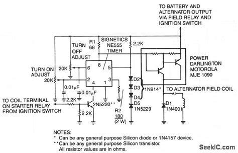 select voltage regulator wiring diagram 28 images