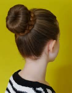 hairstyles using a bun donut donut bun beauty and style