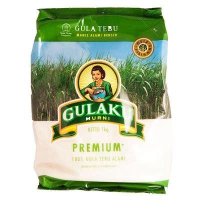 Gulaku Premium Kemasan 1kg gulaku premium 1 kg citra utama sembako