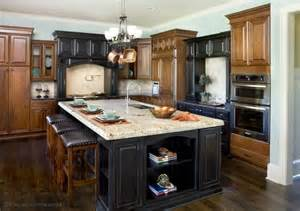Granite Island Kitchen | atlanta granite kitchen countertops precision stoneworks