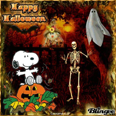 imagenes de halloween snoopy snoopy halloween 3 picture 117384322 blingee com