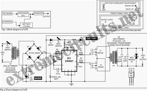 diagram of computer ups choice image how to guide and
