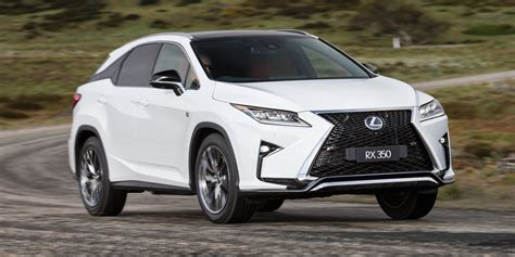 lexus rx seven seater on local wish list along with