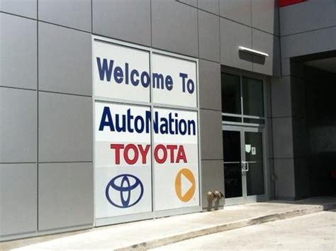 Toyota Dealership Corpus Christi Autonation Toyota Corpus Christi Corpus Christi Tx