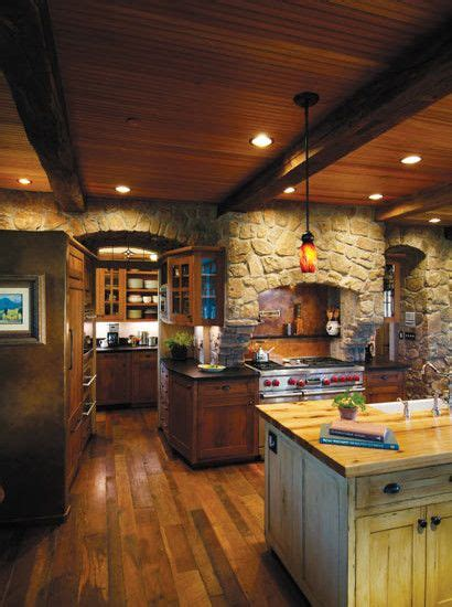 rustic butlers pantry accessibility country kitchen