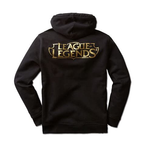 Hoodie League Of Legends World Logo riot merch league of legends premium hoodie unisex hoodies jackets clothing