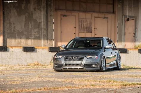 Audi A4 Avant 8k Tuning by Extrem Tief Audi A4 B8 Allroad Avant Auf Ag M652