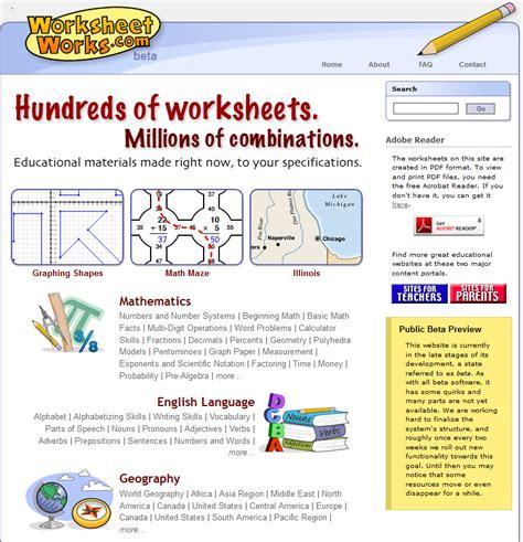Worksheet Work by Worksheetworks Marija