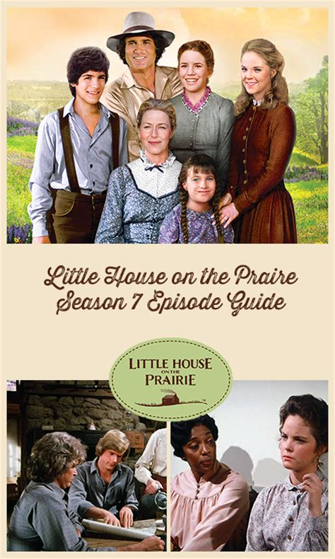 little house on the prairie episode guide little house on the prairie episode guide season 7