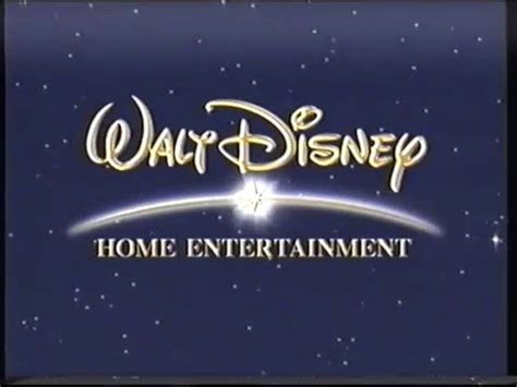 logo walt disney home entertainment 2001 2007