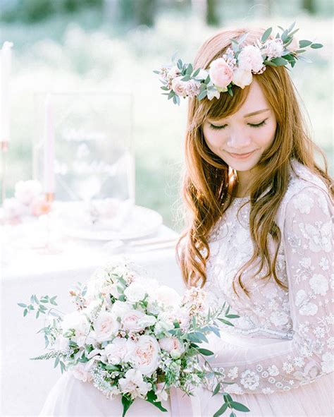 Wedding Hair Accessories Hong Kong by 5 Gorgeous Flower Crown Styles That Make Hair