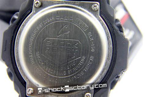 g shock glx150 black g shock glx 150 black white by www g