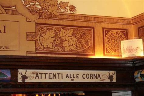 peroni roma cucina antica birreria peroni atmosfera tipica nel centro di