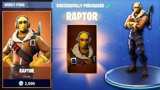 which fortnite skin should i buy fortnite buying new alpine ace skin gameplay omg should