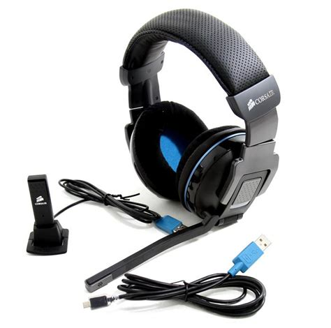 Headset Corsair corsair vengeance 2100 wireless headset review introduction