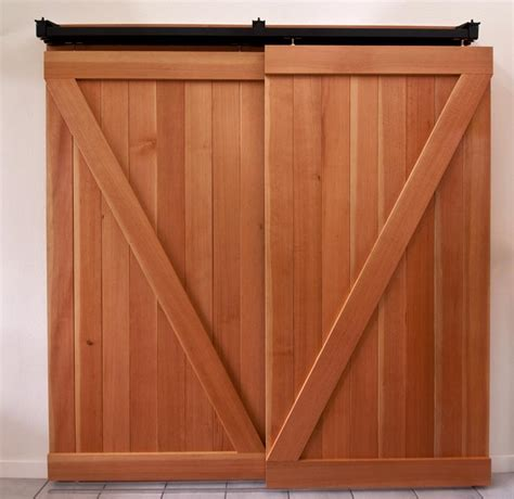 Folding Barn Doors Bifold Barn Doors Bi Fold Barn Doors Opened Quot Barn Door Quot Decor Closet Doors 25 Best
