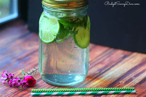 Water And Tea Detox by Flush Detox Drink Recipe Budget Savvy