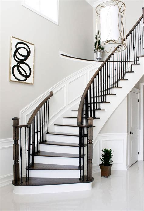 staircase ideas 27 painted staircase ideas which make your stairs look new