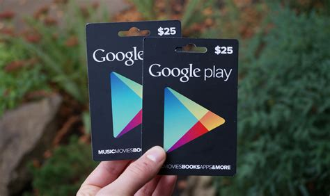Free Gift Cards Google Play - contest win a 25 google play gift card from droid life because free droid life